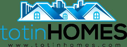 John Totin Homes Logo Concept6