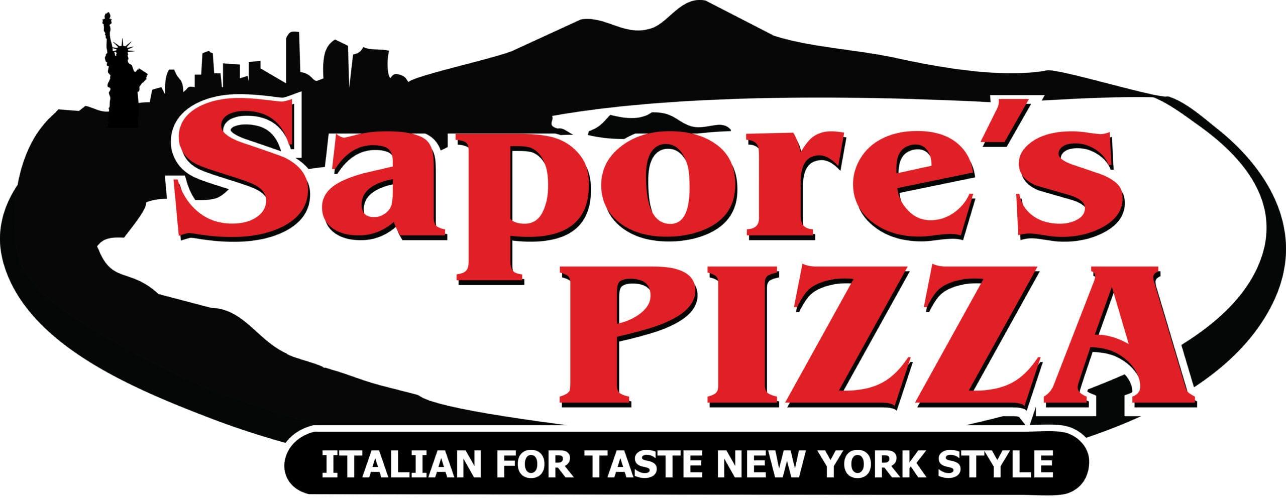 Sapores Pizza Logo Final