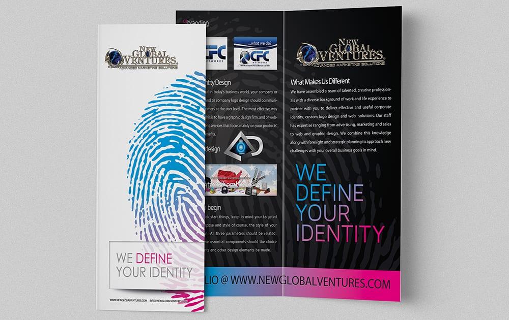 What is Brochure Design?