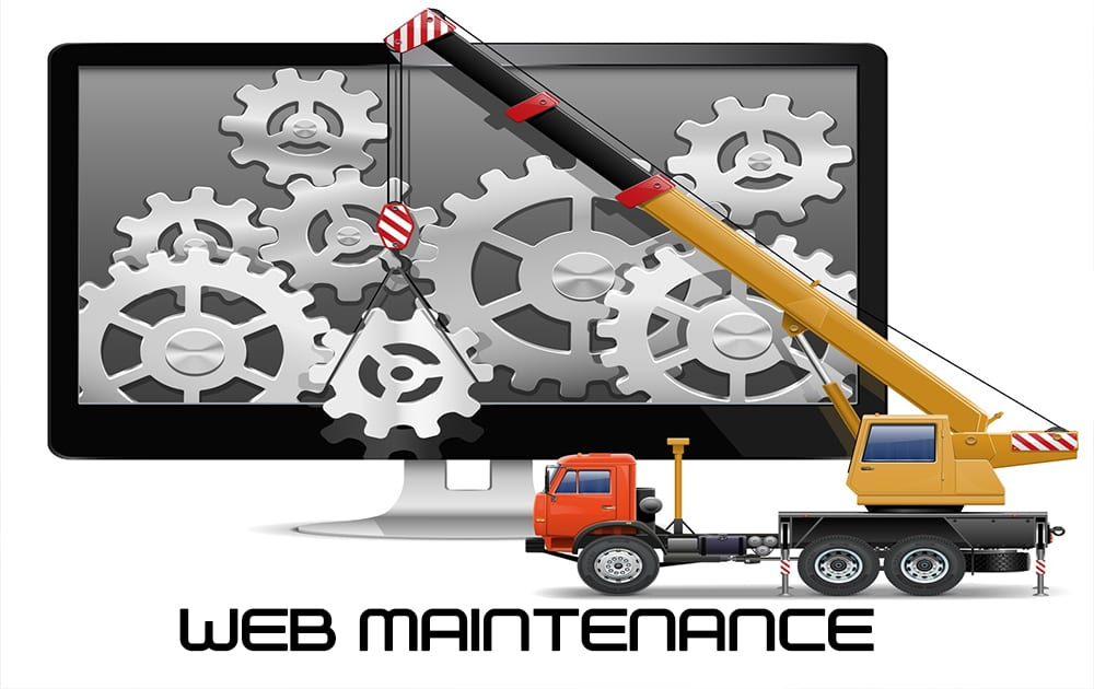 Don't Have Time to Maintain Your Site? Leave Everything to Us!