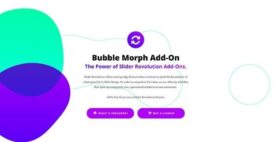 Bubble Morph
